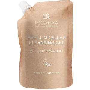Micellar Cleansing Gel Refill - MICARAA Natural Cosmetics