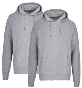 Basic Bio Hoody Nr.2(men) Doublepack GOTS - Brandless