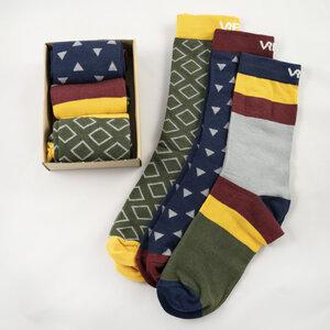 SocksBox ColourFALL - Vresh Clothing