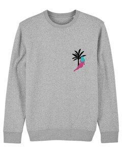 """Unisex Sweatshirt aus Bio-Baumwolle """"Song of the Sirens"""" Stickerei"""" - Bretter&Stoff"""