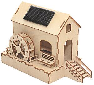 Solar Wassermühle - Sol-Expert