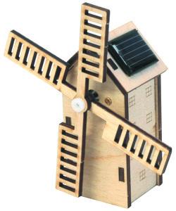 Solar Windmühle Mini - Sol-Expert