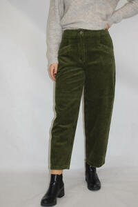 Breitcordhose Heike in Bordo oder Olive - bloomers
