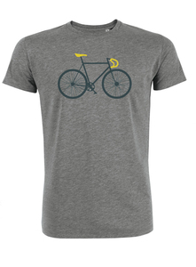 Bike - Guide - T-Shirt - GreenBomb