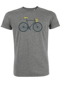 Bike - Guide - T-Shirt - GreenBomb