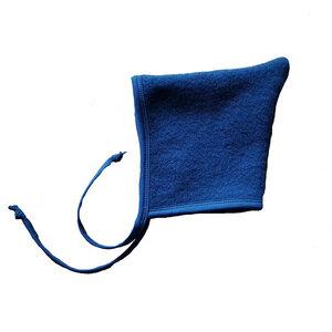 Zwergenmütze aus KbT Wollfleece Nachtblau - Ulalü