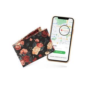 Smart Wallets - Flowers - paprcuts
