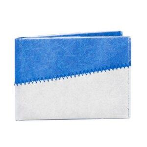 Portemonnaie - Grau Blau - paprcuts