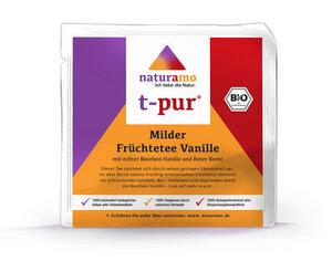 Bio Vanille milder Früchtetee - Naturamo