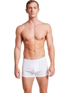 """Trunk Short """"Tight Tim"""" White - VATTER"""