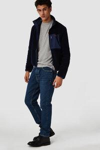 Tapered Fit Jeans aus Bio Baumwolle und recycelter Baumwolle - Daniel - Xavier Pure Indigo - Kings Of Indigo