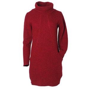 Kleid aus Kreppwalk - Reiff