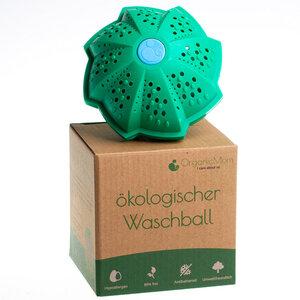 Öko-Waschball / Waschen ohne Waschmittel für die ganze Familie  - OrganicMom®