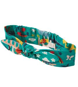 Farbenfrohes Haarband, Stirnband aus Biobaumwolle - Frugi