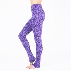 Yoga Shape Leggings Soma - Super Long - Kismet Yogastyle