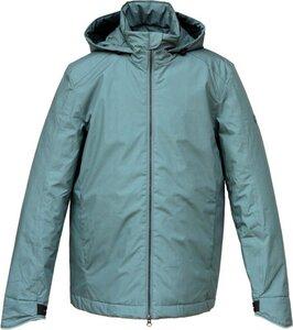 Jacket Barnsley petrol - LangerChen