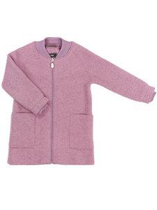Mädchen Walk-Mantel reine Bio-Wolle - Halfen