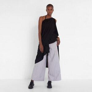 Drapiertes Kleid aus Bio-Baumwolle - Natascha von Hirschhausen