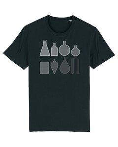 Chemie T-Shirt | Laborgläser - Unipolar
