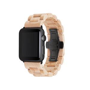 EcoStrap Holzarmband für die AppleWatch 1, 2, 3, 4 & 5 - Woodcessories