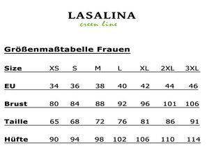 Kapuzenkleid - NISSA aus Bio Baumwolle - LASALINA