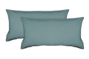 Bettwäsche in Stone-Washed Optik 100% Bio-Baumwolle Uni Made in Green 135x200cm 155x220cm 200x200cm - jilda-tex