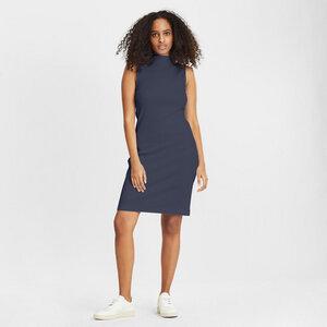Kleid - DAISY high neck tight dress - aus Bio-Baumwolle - KnowledgeCotton Apparel