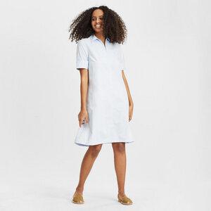 Kleid - AZALEA shirt dress - aus Bio-Baumwolle - KnowledgeCotton Apparel