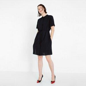 Elegantes Blusenkleid aus Bio-Baumwolle - Natascha von Hirschhausen