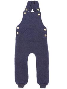 Baby und Kinder Träger-Walkhose Bio-Wolle - Halfen