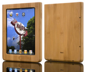 iPad Schutzhülle aus Bambus - Vers