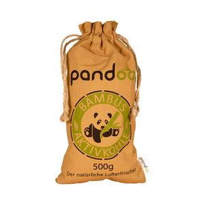 pandoo natürlicher Lufterfrischer aus Bambusaktivkohle - pandoo