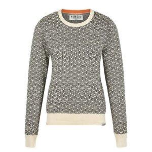 Pullover Tara Jumper black-white - Komodo