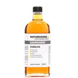 Grundieröl farblos für Innenbereich - NATUREHOME