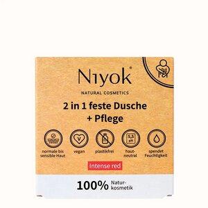 Niyok feste Dusche + Pflege - Niyoks Naturkosmetik