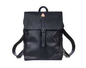 Damen Leder Laptop Rucksack ALEXA für Studium oder Arbeit - 100% Made in Italy - Ritagli di G