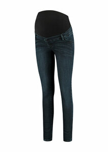 Umstandsjeans super skinny darkaged - Love2Wait