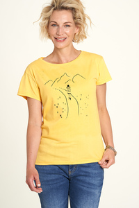 Jersey Shirt Naturverbunden - TRANQUILLO