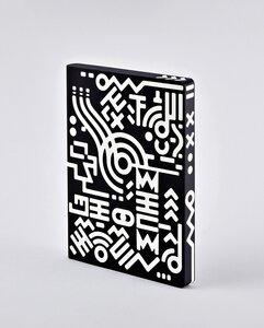 Metropolis - Premium Notizbuch mit Ledereinband - Nuuna