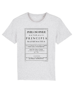 Physik T-Shirt | Principia Mathematica - Unipolar