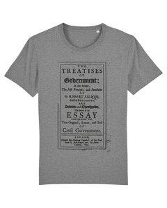 Politik T-Shirt | Gesellschaftsvertrag - Unipolar