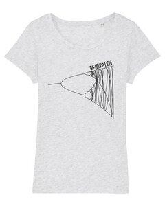 Mathematik T-Shirt | Bifurkation - Unipolar