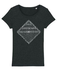Mathematik T-Shirt | Primspirale - Unipolar