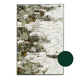 Wandbild Birkenrinde - KLEIN - Wanddeko – Wandpaneele Holz Birke - Natur - MOYA Birch Bark