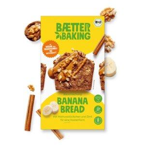 Backmischung Banana Bread - Baetter Baking