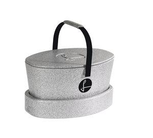 Lieblingskorb Complete silver grey - Lieblingskorb
