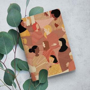"Nachhaltiges Notizbuch A5 aus Graspapier - Tara ""Diversity"" - Matabooks"