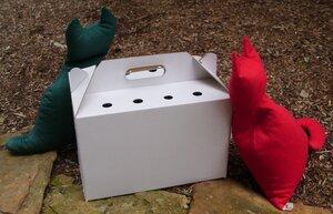 kleintierbox von papp la papp bei avocado store g nstig kaufen. Black Bedroom Furniture Sets. Home Design Ideas