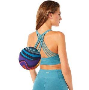Yoga Top Print - Infinity Bra - Mandala