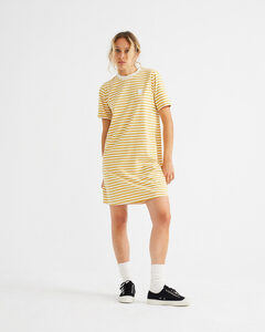 Kleid - Stripes - aus Bio-Baumwolle - thinking mu